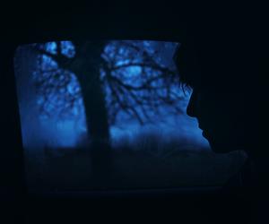 dark, boy, and grunge image