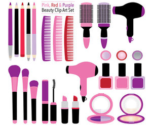 makeup illustration, beauty clip art, and makeup images image