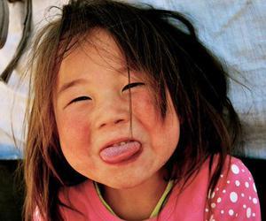 children, girl, and japanese image