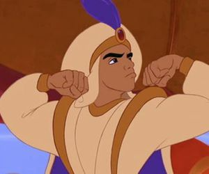 aladdin, disney, and prince ali image