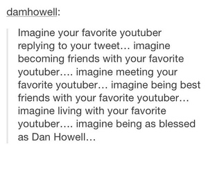 youtube, fangirl, and danisnotonfire image