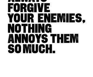 text, quotes, and enemies image