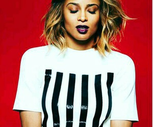 ciara, hair, and short image