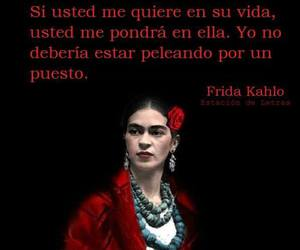 frida kahlo and frase image