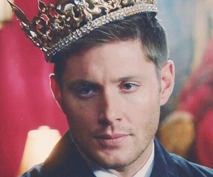 supernatural, princess, and Jensen Ackles image