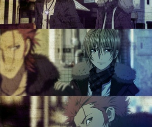 k project and mikoto image