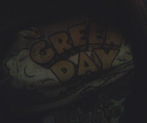 bands, green day, and music image