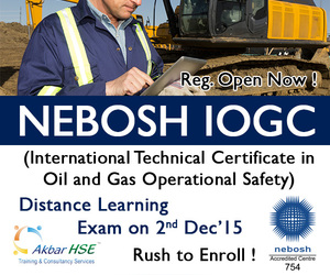 nebosh course in chennai and nebosh oil and gas course image
