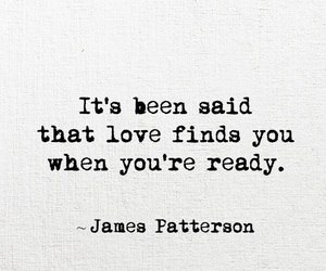 james patterson and love image