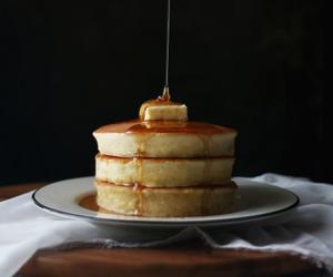 breakfast, yogurt, and brown butter image