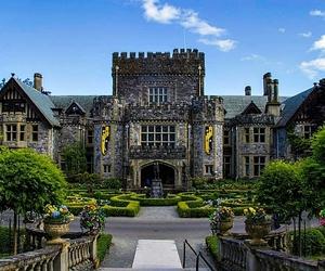 canada, hatley castle, and descendant image