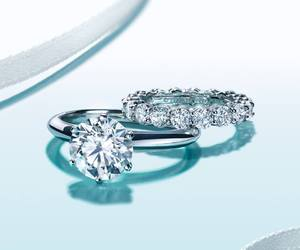 jewerly, ring, and silver image