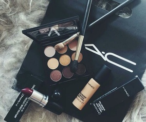 cosmetics and mac image