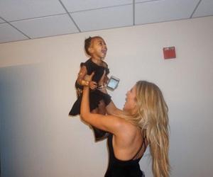 baby, kim kardashian, and koko image