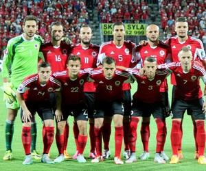 albanian, bekim balaj, and national team image