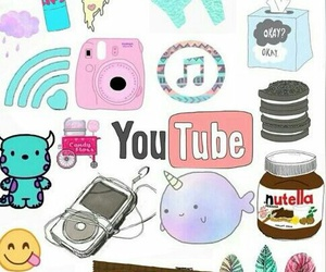 nutella and youtube image