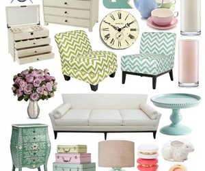 bedroom, decor, and furniture image