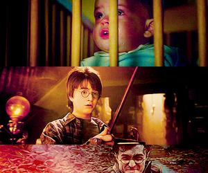 harry potter, hp, and daniel radcliffe image