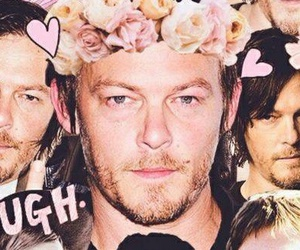 twd, the walking dead, and daryl image