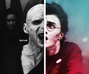 daniel radcliffe, goblet of fire, and harry potter image