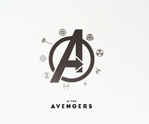Avengers and avengers a to z image