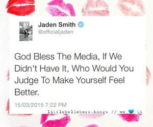 judge, media, and quote image