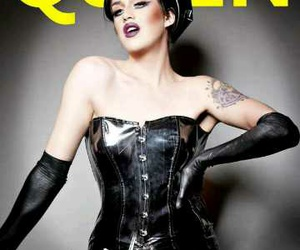 black, debut, and Queen image