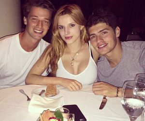 personal, gregg sulkin, and bella thorne image