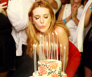 birthday, los angeles, and bella thorne image