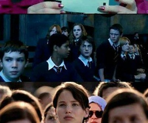 harry potter, funny, and mean girls image