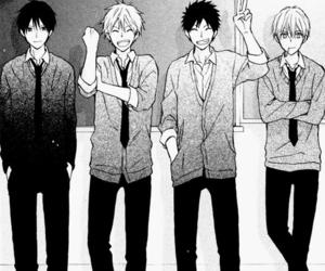 boys and manga image