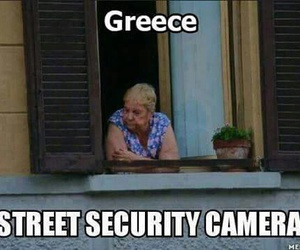 Greece, funny, and greek image