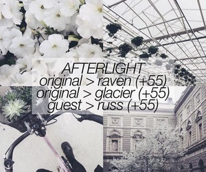 filter, afterlight, and grunge image