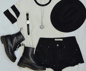 black, styles, and tumblr image