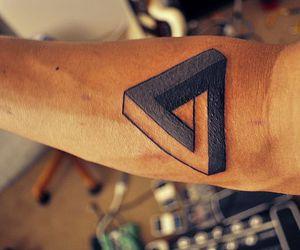 Tattoos and penrose image