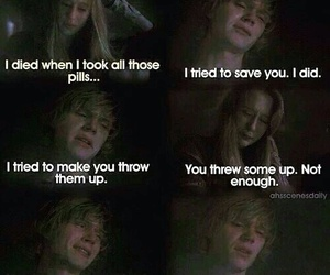 violet, tate, and american horror story image