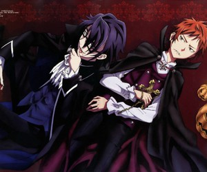 K, k project, and anime image