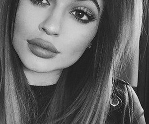 beautiful, hair, and kylie jenner image