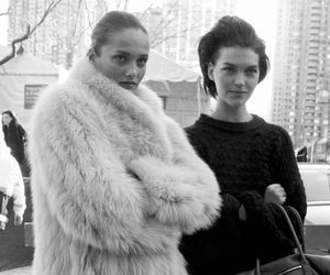 model, fashion, and girls image