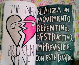 fanart, wreck this journal, and 5 seconds of summer image