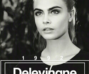 model, beautiful, and cara delevingne image