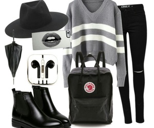 apple, fashion, and Polyvore image