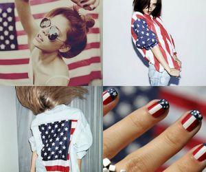 america, usa, and photo image