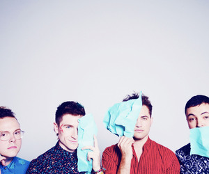 rock, boy group, and walk the moon image