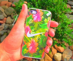 case, nature, and nike image