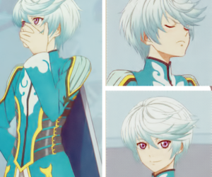 tales of zestiria and mikleo image