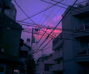 aesthetic, sky, and tumblr image