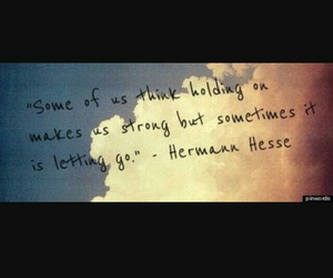 letting go, sadness, and stay strong image