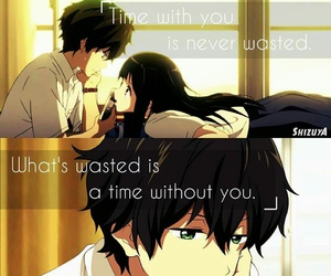 anime, quote, and hyouka image