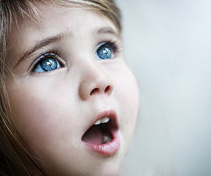 beautiful, cute, and blue eyes image